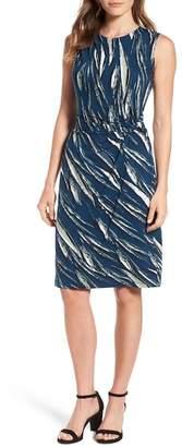 Nic+Zoe Tiger Lily Twist Dress