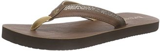 Reef Women's Lilly Flip Flop $40 thestylecure.com