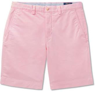 Polo Ralph Lauren Stretch-Cotton Twill Shorts