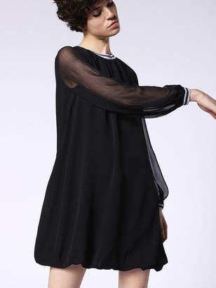 Diesel Dresses 0AARG - Black - M