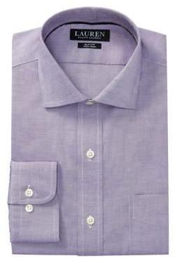 Lauren Ralph Lauren Slim Fit Estate Cotton Dress Shirt