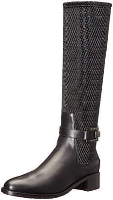Aquatalia Women's Odilia Calf Riding Boot $259.99 thestylecure.com