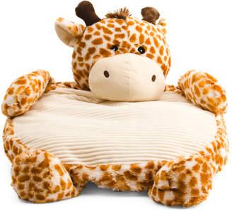 Giraffe Plush Baby Play Mat