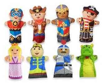 Melissa & Doug Toy Hand Puppet Set