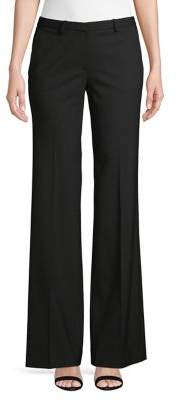 Theory Demitria Wide-Leg Trouser