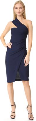DSQUARED2 One Shoulder Dress $965 thestylecure.com