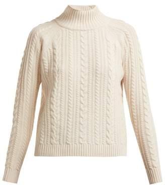 Max Mara Brando Sweater - Womens - White