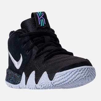 Nike Boys' Preschool Kyrie 4 Basketball Shoes