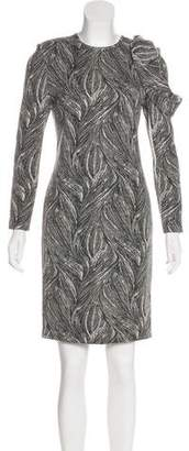 St. John Knit Mini Dress