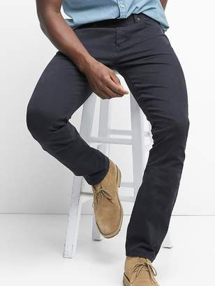Gap Color Jeans in Straight Fit with flex