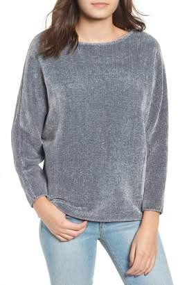 Cotton Emporium Dolman Chenille Sweater