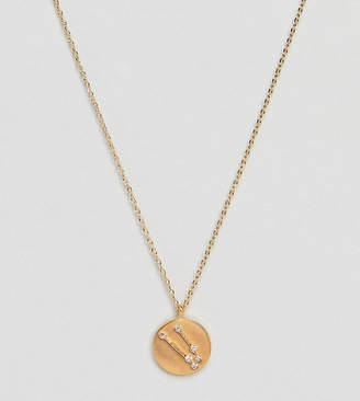 Accessorize (アクセサライズ) - Accessorize Taurus constellation gold pendant