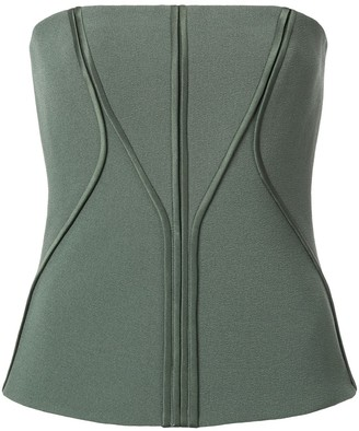 Dion Lee annex bustier top