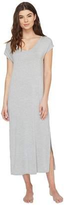 PJ Salvage Modal Short Sleeve Gown Women's Pajama