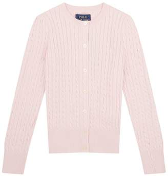Polo Ralph Lauren Cable Knit Cardigan
