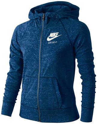 Nike Girls Gym Vintage Hoodie