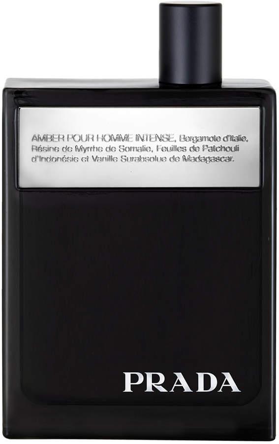 Prada Amber Pour Homme Intense Eau de Parfum Spray, 3.4 oz