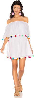 Pitusa Pom Pom Festival Dress $77 thestylecure.com