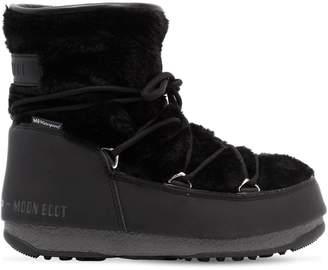 Moon Boot Monaco Low Faux Fur Boots