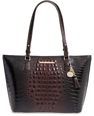 Brahmin 'Medium Asher' Leather Tote - Brown $265 thestylecure.com