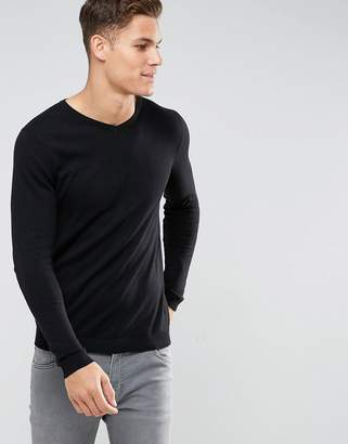 Jack and Jones V-Neck Sweater