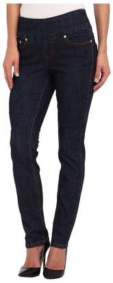 Jag Jeans Malia Pull-On Slim in Dark Shadow Women's Jeans