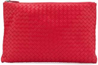 Bottega Veneta envelope clutch