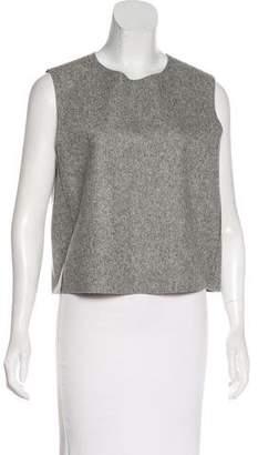 Cos Wool Sleeveless Top