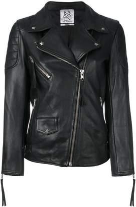 Zoe Karssen biker jacket
