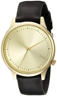 Komono Women's KOM-W2453 Estelle Classic Gold-Tone Stainless Steel Watch