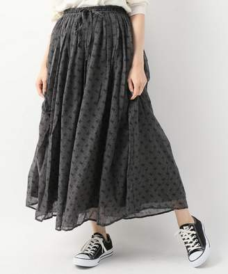Journal Standard (ジャーナル スタンダード) - journal standard luxe 【SOIL/ソイル】 WOOL SINGLE FLOWER GATHERED SKIRT