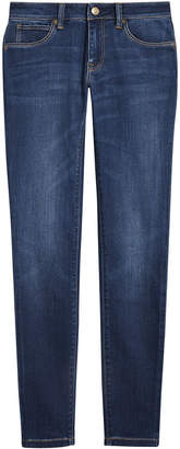 Burberry Skinny Fit Low-rise Power Stretch Jeans