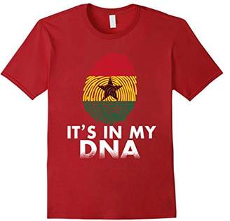 Ghana It's In My DNA T-Shirt - Ghanaian Pride