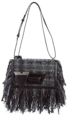 Loewe Barcelona Tweed Bag