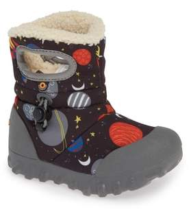 Bogs B-MOC Space Waterproof Insulated Faux Fur Boot