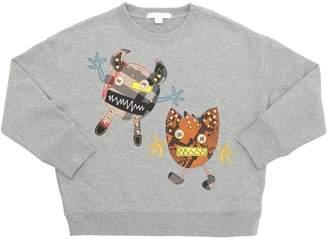 Burberry Monster Cotton Sweatshirt