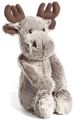 Infant Jellycat 'Woodland Babe Moose' Stuffed Animal $25 thestylecure.com