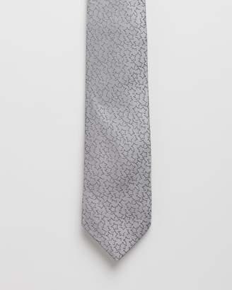 Van Heusen VH Poly Tie 8cm