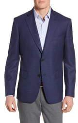 John W. Nordstrom Classic Fit Wool Blazer