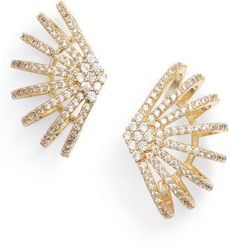 Melinda Maria Cubic Zirconia Earrings