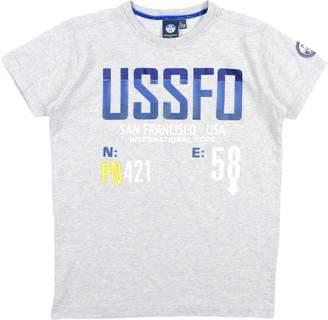 North Sails T-shirts - Item 12162540JC