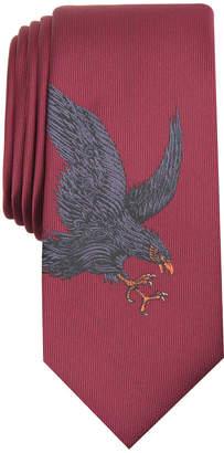 INC International Concepts I.n.c. Men Skinny Flying Eagle Tie