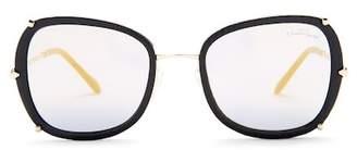 Roberto Cavalli Women's 56mm Oversized Sunglasses