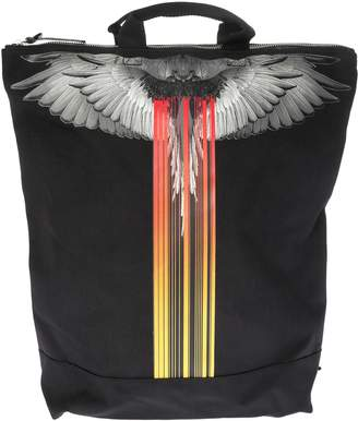 Marcelo Burlon County of Milan Wings Barcode Backpack