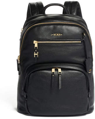 Tumi Hartford Leather Backpack