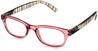 Breed Peepers Unisex-Adult Rare 267250 Rectangular Reading Glasses