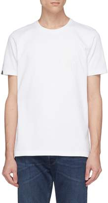 Denham Jeans Logo embroidered T-shirt
