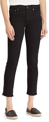 Lauren Ralph Lauren Petite Classic Straight Jeans