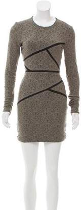 Preen by Thornton Bregazzi Preen Lace Mini Dress