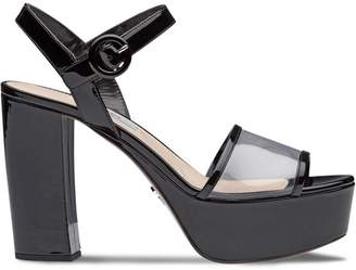 Prada open-toe sandals
